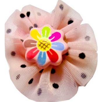 Hair Clip Flower 4