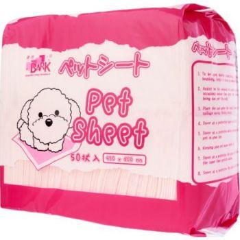 Bark Pet Sheet 50pcs (450x600mm)