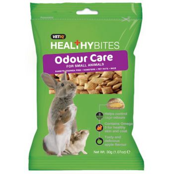 M&C Healthy Bites IOdour Care for Small Animals