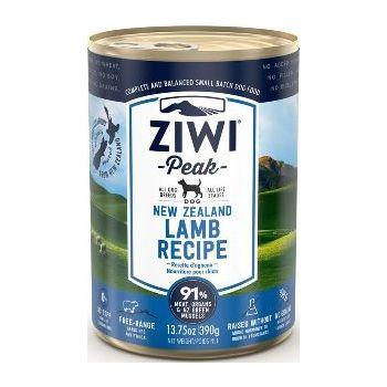 ZiwiPeak Lamb Recipe Canned Dog Food 390g