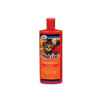 Four Paws Magic Coat Cat & Kitten Tearless Shampoo, 12 oz.