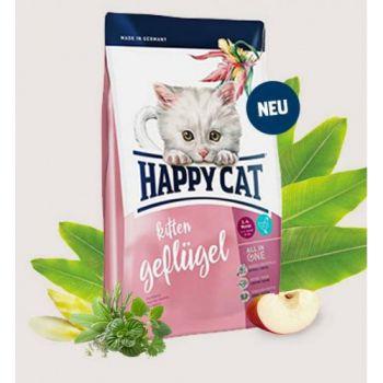 HAPPY CAT KITTEN GEFLUGEL 1.4KG