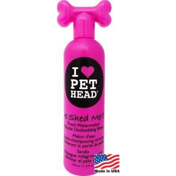 Pet Head TPHC1 Cat De Shed Me Rinse Watermelon 345ml