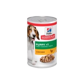 Science Plan Puppy Food with Chicken