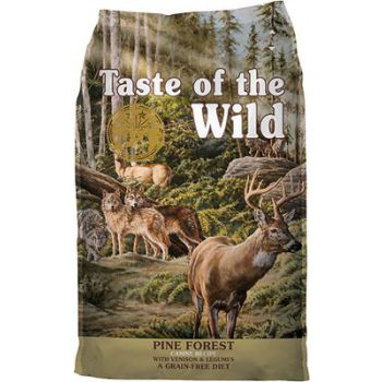 Taste Of The Wild Pine Forest Canine 12,7 kg