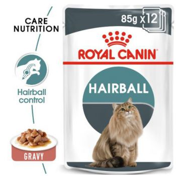 Royal Canin Hairball Care Cat Wet Food (pouches)85G