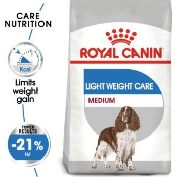 ROYAL CANINE CARE NUTRITION MEDIUM LIGHT WEIGHT CARE 3 KG