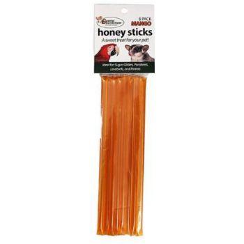 Honey Sticks Mango Flavor - 8 pcs