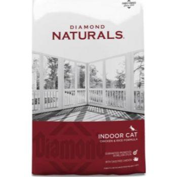 Diamond Naturals Indoor Cat Chicken & Rice Formula 2.72