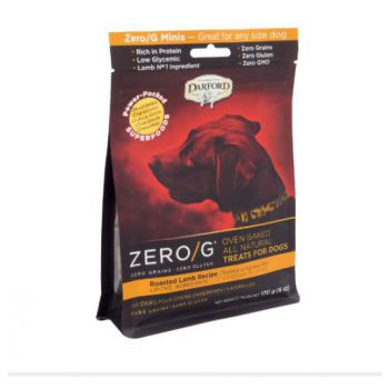 Darford Zero G MINI Roasted LAMB170g / 6oz