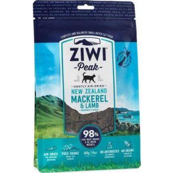 ZiwiPeak Air Dried Mackerel & Lamb Recipe Cat Food