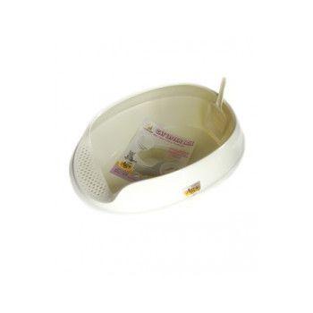 Nutra Pet Cat Toilet Deodorized Cat Litter Box Cream 50*38*20 cm