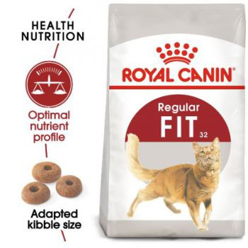 Royal Canin Cat Dry Food Fit 32 - 10 KG