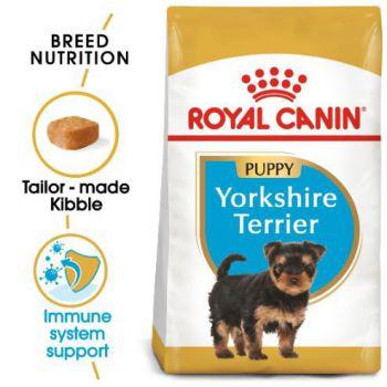 Royal Canin Dog Dry Food Yorkshire Junior 1.5 KG