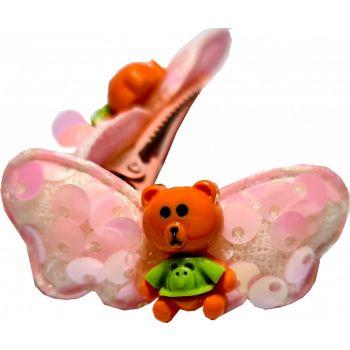 Hair Clip Bear Wings 5