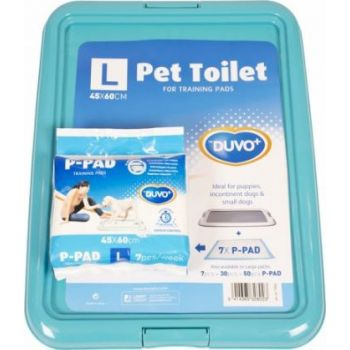 DUVO Dog Toilet Large 45x60cm
