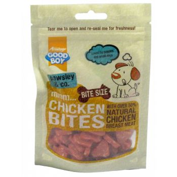 Good Boy Dog Treats Deli Bites Chicken - 65g