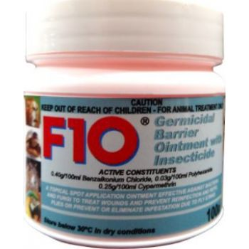 Germicidal Barrier Ointment with Insecticide  100g