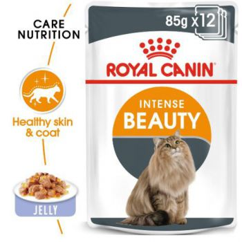 JELLY Intense Beauty for adult cats (pouches)85g
