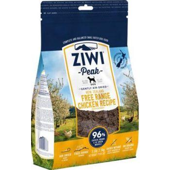 ZiwiPeak Air Dried Chicken Dog Food 1kg