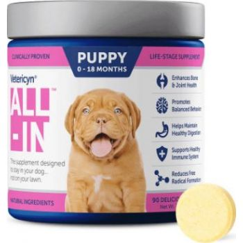 Vetericyn® ALL-IN Dog Supplement – Puppy