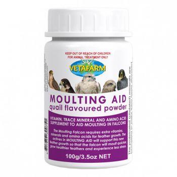 FALCON MOULTING AID POWDER QUAIL - 500g