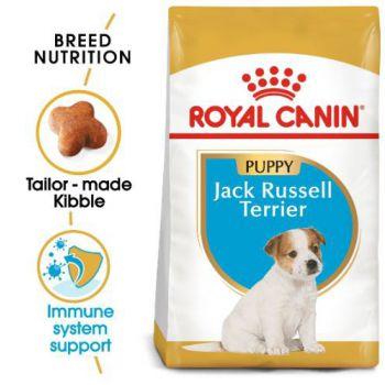 Breed Health Nutrition Jack Russell Junior 1.5 Kg