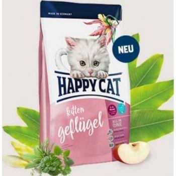 Happy Cat Dry Food Geflugel Kitten 4 kg