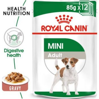 WET FOOD - SHN Mini Adult 12x85g (pouches)
