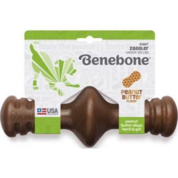 Benebone Zaggler Dog Chew Toy – Peanut Giant
