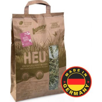 Hay from Nature Conservation Meadows with Meadow Flowers 250gr