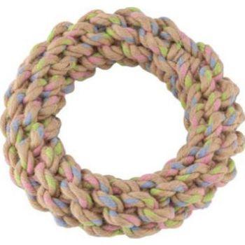 Beco Hemp Ring Rope Dog Toy Large