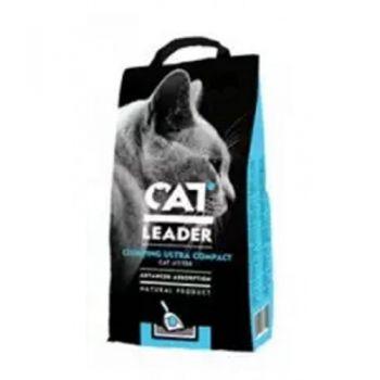 GEOHELLAS CAT LEADER CLUMPING ULTRA LITTER 10KG