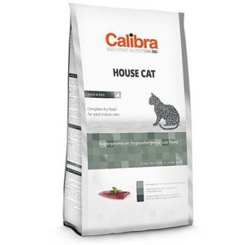 Calibra Sp Dry Cat Expert Nutrition Housecat Duck & Rice 2Kg