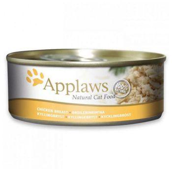 Applaws Cat Wet Food Chicken 156g Tin