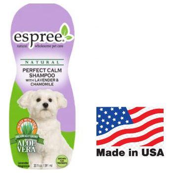 Espree Perfect Calm Shampoo for Dog & Cat, 20 oz