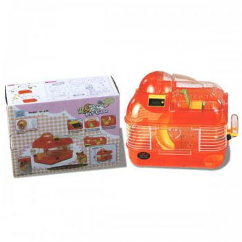 HAMSTER CAGE DNG:SIZE:33.5X25X28.8