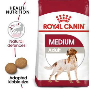 Royal Canin Dog Dry Food Medium Adult 4 KG