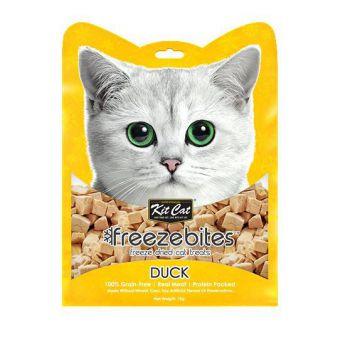 Kit Cat Freeze Dried Duck 15g