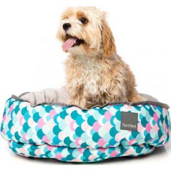FuzzYard Splash Reversible Pet Bed, Small