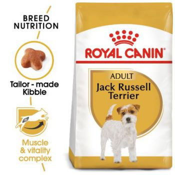 Breed Health Nutrition Jack Russell Adult 1.5 Kg
