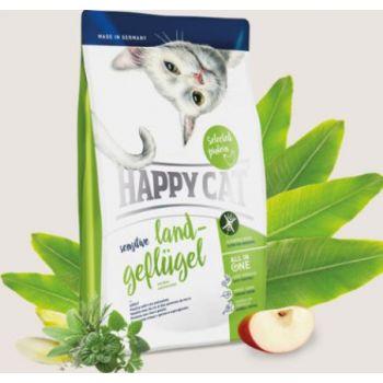 Happy Cat Sensitive Land Geflugel (Poultry) - 1.4 KG