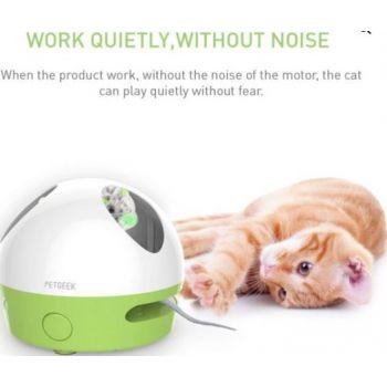 Cat Toys Hiding Mouse