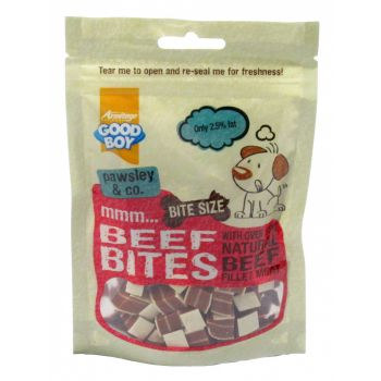 Good Boy Dog Treats Deli Bites Beef - 65g