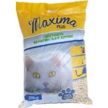 Maxima Plus Cat litter 20kg