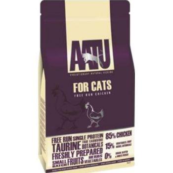 AATU Free Run Chicken for Cats 1kg