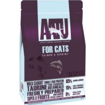 AATU Salmon and Herring For Cats 1kg