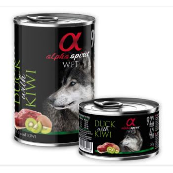 Duck with Kiwi 400 gram