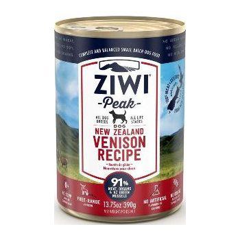 ZiwiPeak Venison Recipe Canned Dog Food 390g