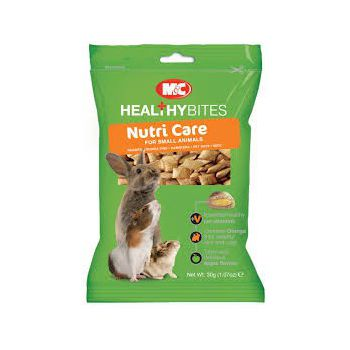 M&C Healthy Bites NutriCare for Small Animals